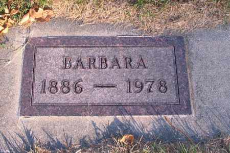JOHNSON, BARBARA - Richland County, North Dakota | BARBARA JOHNSON - North Dakota Gravestone Photos