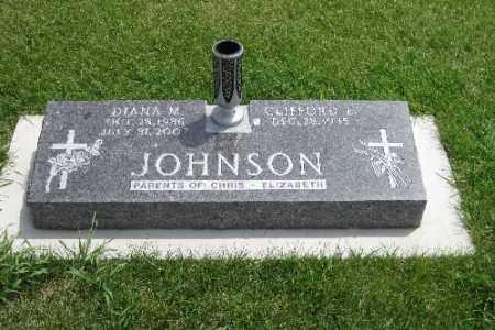 JOHNSON, DIANA M. - Richland County, North Dakota | DIANA M. JOHNSON - North Dakota Gravestone Photos