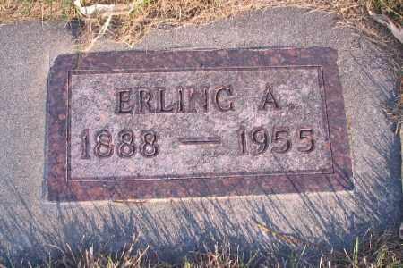 JOHNSON, ERLING A. - Richland County, North Dakota | ERLING A. JOHNSON - North Dakota Gravestone Photos
