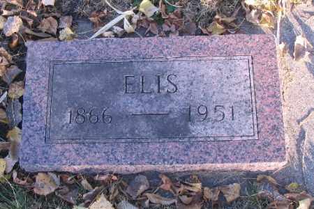 JOHNSON, ELIS - Richland County, North Dakota | ELIS JOHNSON - North Dakota Gravestone Photos