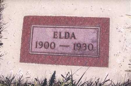 JOHNSON, ELDA - Richland County, North Dakota | ELDA JOHNSON - North Dakota Gravestone Photos