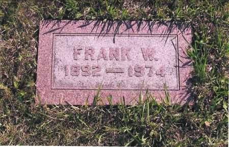 JOHNSON, FRANK W. - Richland County, North Dakota | FRANK W. JOHNSON - North Dakota Gravestone Photos