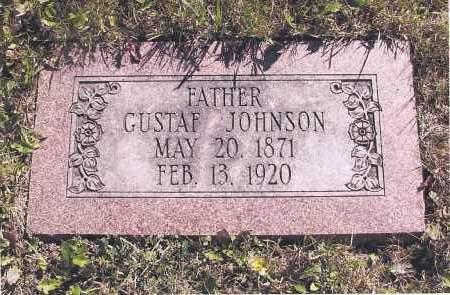 JOHNSON, GUSTAF - Richland County, North Dakota | GUSTAF JOHNSON - North Dakota Gravestone Photos