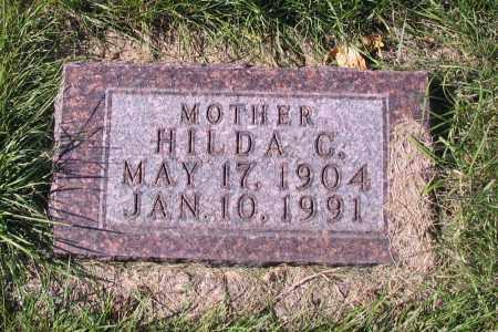 JOHNSON, HILDA C. - Richland County, North Dakota | HILDA C. JOHNSON - North Dakota Gravestone Photos