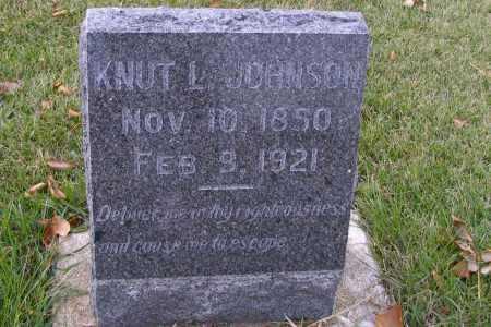 JOHNSON, KNUT L. - Richland County, North Dakota | KNUT L. JOHNSON - North Dakota Gravestone Photos