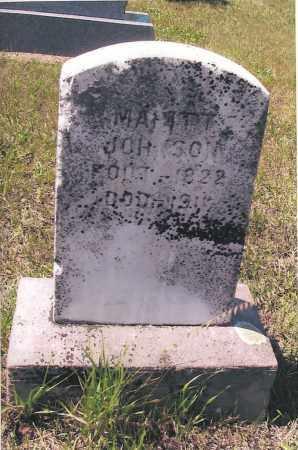 JOHNSON, MATTHEW - Richland County, North Dakota | MATTHEW JOHNSON - North Dakota Gravestone Photos