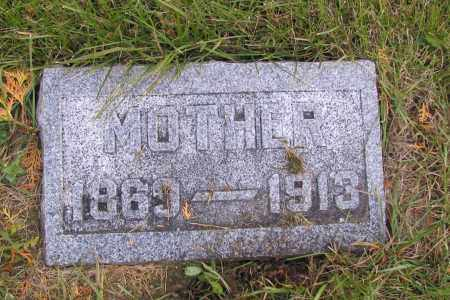JOHNSON, MOTHER - Richland County, North Dakota | MOTHER JOHNSON - North Dakota Gravestone Photos