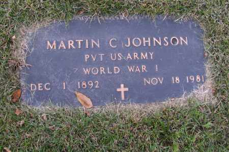 JOHNSON, MARTIN C. - Richland County, North Dakota | MARTIN C. JOHNSON - North Dakota Gravestone Photos