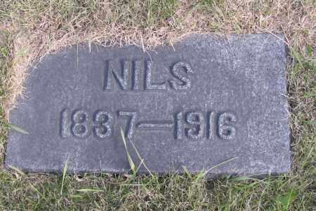 JOHNSON, NILS - Richland County, North Dakota | NILS JOHNSON - North Dakota Gravestone Photos