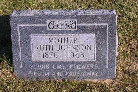 JOHNSON, RUTH - Richland County, North Dakota | RUTH JOHNSON - North Dakota Gravestone Photos
