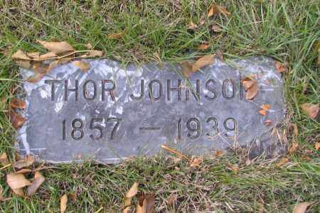 JOHNSON, THOR - Richland County, North Dakota | THOR JOHNSON - North Dakota Gravestone Photos
