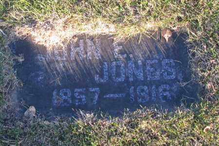 JONES, JOHN E. - Richland County, North Dakota | JOHN E. JONES - North Dakota Gravestone Photos