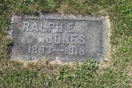 JONES, RALPH E. - Richland County, North Dakota | RALPH E. JONES - North Dakota Gravestone Photos