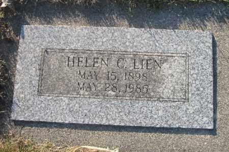 LIEN, HELEN C. - Richland County, North Dakota | HELEN C. LIEN - North Dakota Gravestone Photos