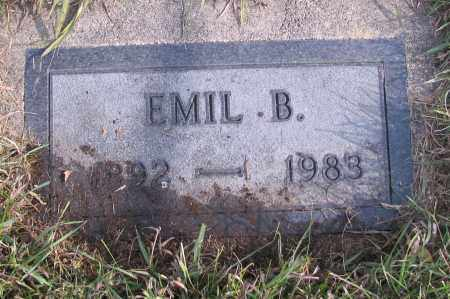 MIKKELSON, EMIL B. - Richland County, North Dakota | EMIL B. MIKKELSON - North Dakota Gravestone Photos