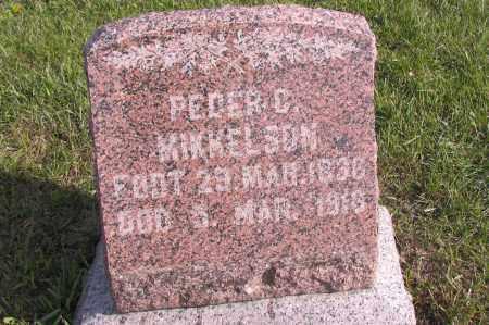 MIKKELSON, PEDER G. - Richland County, North Dakota | PEDER G. MIKKELSON - North Dakota Gravestone Photos