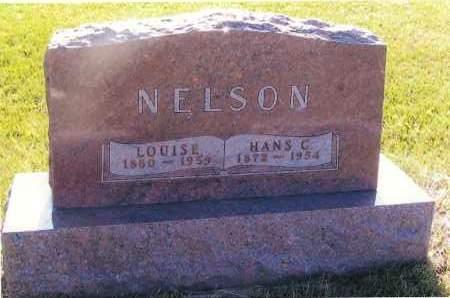 NELSON, LOUISE - Richland County, North Dakota   LOUISE NELSON - North Dakota Gravestone Photos