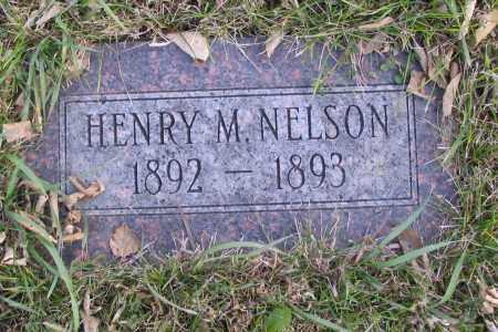 NELSON, HENRY M. - Richland County, North Dakota   HENRY M. NELSON - North Dakota Gravestone Photos