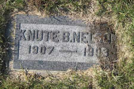 NELSON, KNUTE B. - Richland County, North Dakota   KNUTE B. NELSON - North Dakota Gravestone Photos
