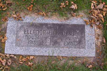 OLSON, ELEANOR - Richland County, North Dakota   ELEANOR OLSON - North Dakota Gravestone Photos