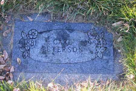 PETERSON, CARL - Richland County, North Dakota   CARL PETERSON - North Dakota Gravestone Photos