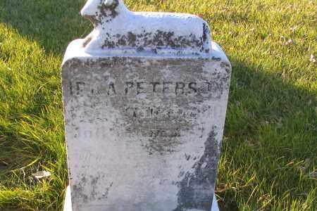PETERSON, IDA A. - Richland County, North Dakota | IDA A. PETERSON - North Dakota Gravestone Photos