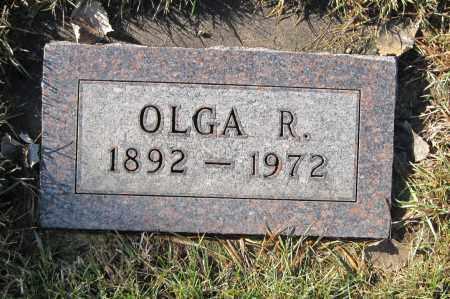 SKAMFER, OLGA R. - Richland County, North Dakota   OLGA R. SKAMFER - North Dakota Gravestone Photos