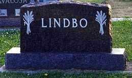 LINDBO, ARTHUR - Rolette County, North Dakota | ARTHUR LINDBO - North Dakota Gravestone Photos