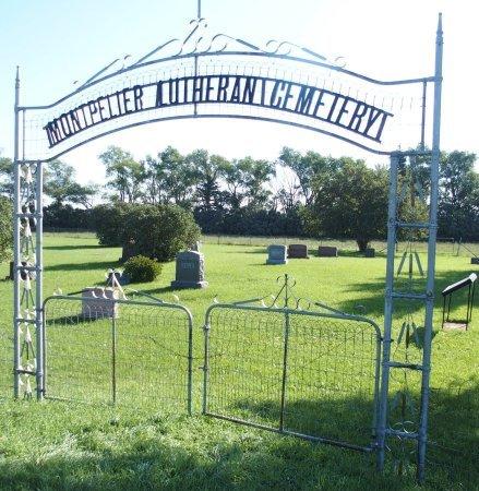 00-ENTRANCE, GATE - Stutsman County, North Dakota | GATE 00-ENTRANCE - North Dakota Gravestone Photos