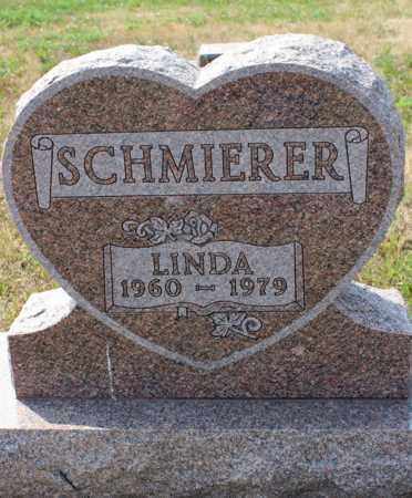 SCHMIERER, LINDA - Stutsman County, North Dakota | LINDA SCHMIERER - North Dakota Gravestone Photos