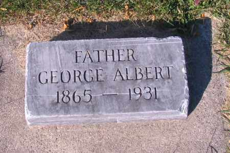 ELLIOT, GEORGE ALBERT - Traill County, North Dakota | GEORGE ALBERT ELLIOT - North Dakota Gravestone Photos