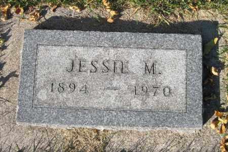 ELLIOTT, JESSIE M. - Traill County, North Dakota   JESSIE M. ELLIOTT - North Dakota Gravestone Photos