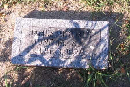 HOLMES, JAMES - Traill County, North Dakota   JAMES HOLMES - North Dakota Gravestone Photos