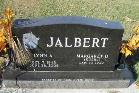 JALBERT, LYNN A. - Traill County, North Dakota | LYNN A. JALBERT - North Dakota Gravestone Photos
