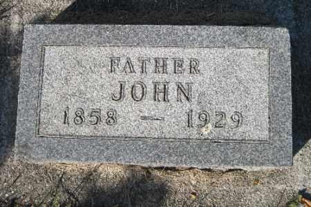 MCKENZIE, JOHN - Traill County, North Dakota | JOHN MCKENZIE - North Dakota Gravestone Photos