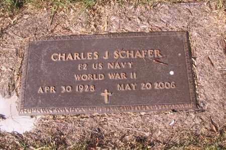 SCHAFER, CHARLES J. - Traill County, North Dakota | CHARLES J. SCHAFER - North Dakota Gravestone Photos