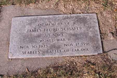 SCHAFER, JAMES LLOYD - Traill County, North Dakota   JAMES LLOYD SCHAFER - North Dakota Gravestone Photos
