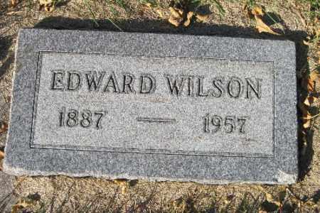 WILSON, EDWARD - Traill County, North Dakota   EDWARD WILSON - North Dakota Gravestone Photos