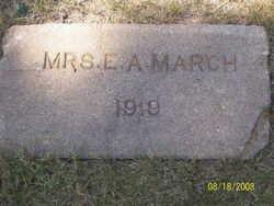 MARSH, KATHERINE (MRS ELMER A) - Ward County, North Dakota   KATHERINE (MRS ELMER A) MARSH - North Dakota Gravestone Photos