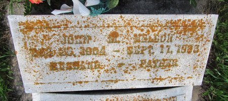 NELSON, JOHN M. - Ward County, North Dakota   JOHN M. NELSON - North Dakota Gravestone Photos