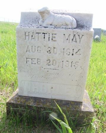 WHORLEY, HATTIE MAY - Ward County, North Dakota | HATTIE MAY WHORLEY - North Dakota Gravestone Photos