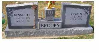 BROOKS, VICKI M. - Adams County, Ohio | VICKI M. BROOKS - Ohio Gravestone Photos