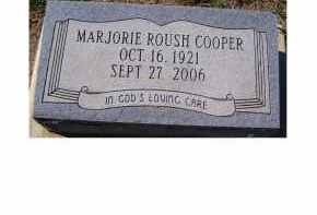 COOPER, MARJORIE - Adams County, Ohio   MARJORIE COOPER - Ohio Gravestone Photos