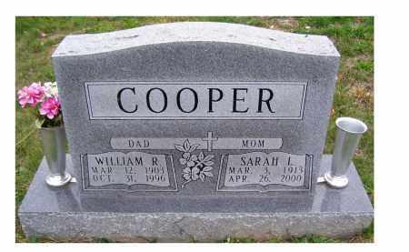 COOPER, WILLIAM R. - Adams County, Ohio   WILLIAM R. COOPER - Ohio Gravestone Photos