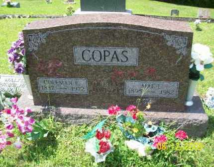 COPAS, COLEMAN E - Adams County, Ohio | COLEMAN E COPAS - Ohio Gravestone Photos