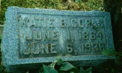 COPAS, KATIE BELLE - Adams County, Ohio   KATIE BELLE COPAS - Ohio Gravestone Photos