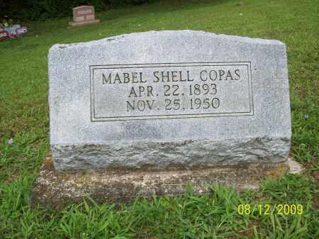 COPAS, MABEL - Adams County, Ohio   MABEL COPAS - Ohio Gravestone Photos