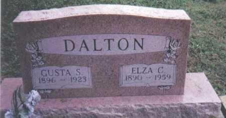 DALTON, GUSTA S. - Adams County, Ohio | GUSTA S. DALTON - Ohio Gravestone Photos