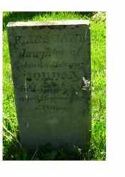 JORDAN, ELIZA JANE - Adams County, Ohio | ELIZA JANE JORDAN - Ohio Gravestone Photos