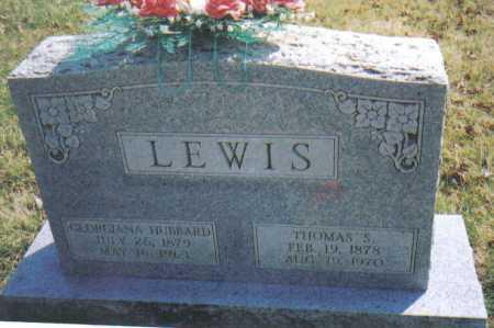 LEWIS, GEORGIANA - Adams County, Ohio | GEORGIANA LEWIS - Ohio Gravestone Photos